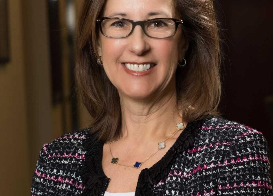 October Member Spotlight: Mary Beckett